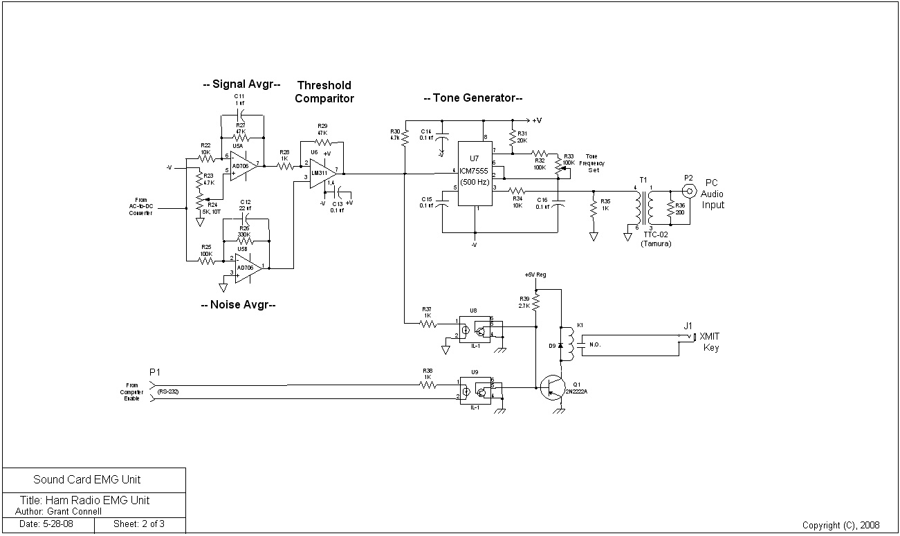 Picture of EMG Unit, EMG Picture1, EMG Picture2, EMG Picture3, EMG Picture4, EMG Electrode Configuration